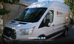 Colantare integrala policromie Ford Transit