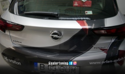 Insciprionare spate opel astra