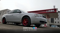 colantare audi avery supreme wrapping film