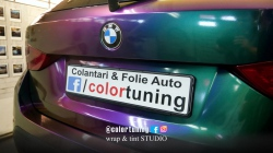 BMW x1 colantare avery colorflow